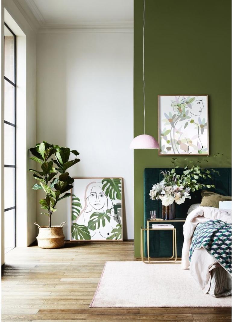 Interiores plantas 4